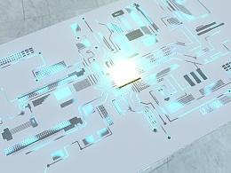 高级科幻效果设计 with C4D & AI