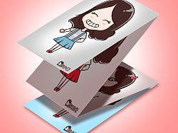 绘制属于自己的卡通形象 by Smile霄