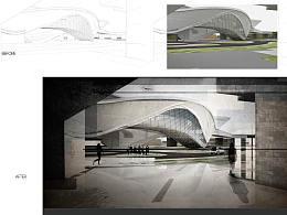 超级简单的做出欧洲学院派建筑外部渲染(入门级教程,十分的简单