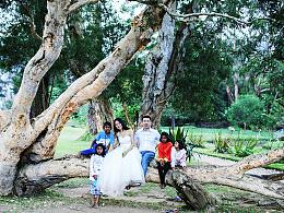 教你的男友拍美照——带着婚纱去旅行(自拍婚纱)
