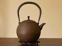 日本南部铁壶铸造流程