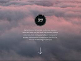 网页设计找不到完美的色彩搭配?不如直接选择单色吧!