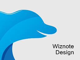 <hello logo>wiznote 标志设计