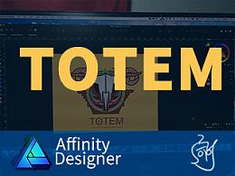 TOTEM Affinity Designer