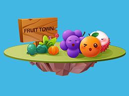 Fruit Town