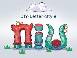 DIY_Letter_Style