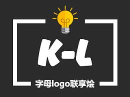 字母logo联享烩(K-L)