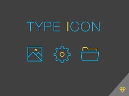 type icon (sketch)