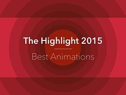 2015 年最佳 UI 动效