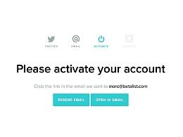 协助用户更便捷的验证email