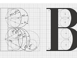 拉丁字体设计规范