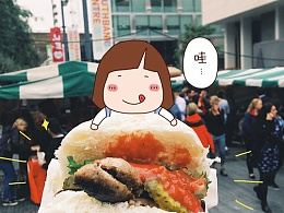 不爱炸鱼薯条,但我爱伦敦的街头美食