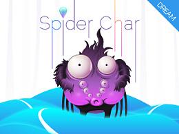 蜘蛛查尔(Spider char)