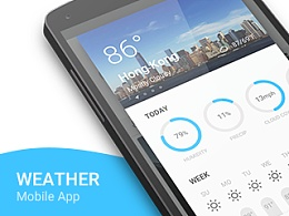 WEATHER REDESIGN
