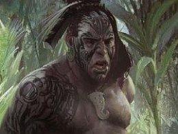 32d轻量化改版第一弹——部落勇士:毛利人