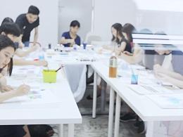 7月12日水彩画工作坊视频