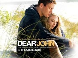 分析电影《Dear John》女主人公Savannah收到一封信的一段场景。