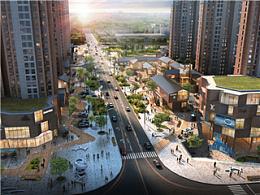 【社区规划设计】运动就在家门口,生活就像画中游 | 中冶国际城