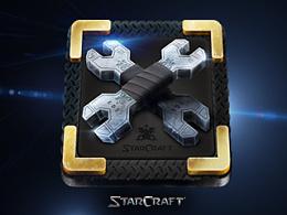 星际争霸游戏图标重做 × 星际大杂烩