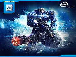 Intel X Gaming—芯战场