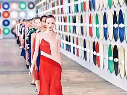 原来你是这样的纽约时装周,连浴袍都穿出场了