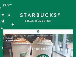 Starbucks some redesign by 梁定然_海南