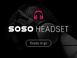 【SOSO】 HEADSET