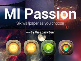 MI Passion——小米主题设计