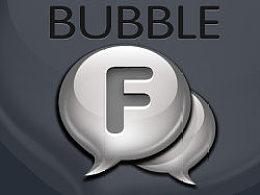 气泡ICON(提供源文件下载)