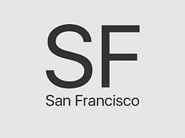 把 San Francisco 字体 装进Windows需要几步?【附SF和苹方字体下载】