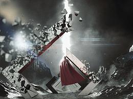 超人——利用C4D制作超人钢铁之躯静态海报案例讲座全集