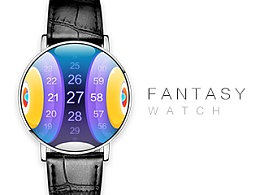 TencentOS智能手表设计Fantasy (虚幻)