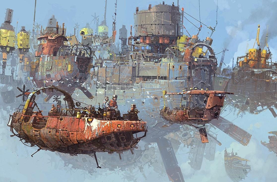 北京皇城手绘艺术