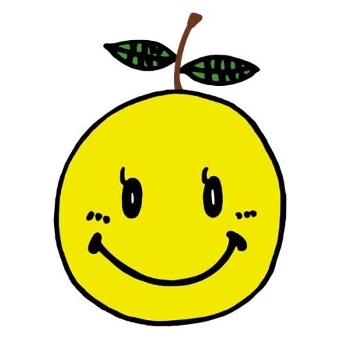 柚子可爱卡通图片