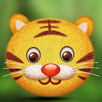 一只母老虎