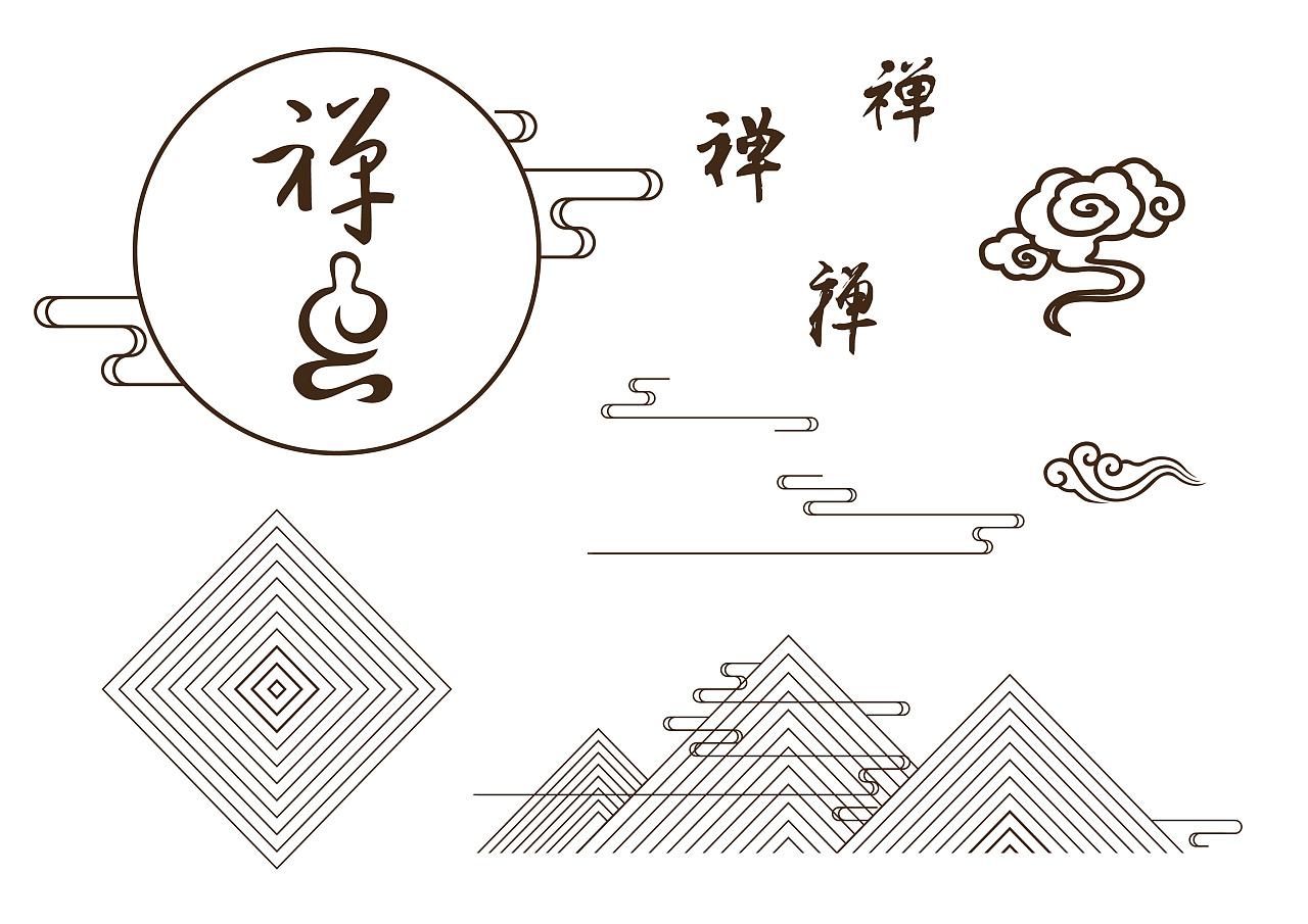 简笔画 设计 矢量 矢量图 手绘 素材 线稿 1280_905