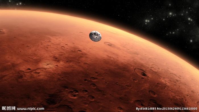 精通高中天文地理知识:火星进入冬至