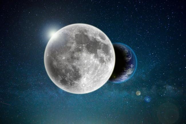 什么是月掩星