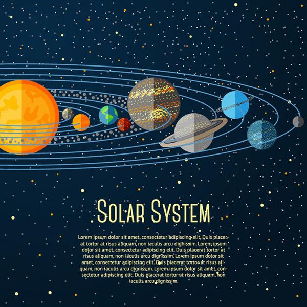 [天文]不可不知的太阳系八大行星运行小