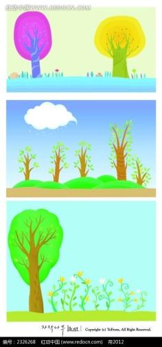 手绘建筑物 手绘建筑物 花纹边框虚线背景手绘背景画 蝴蝶边框背景