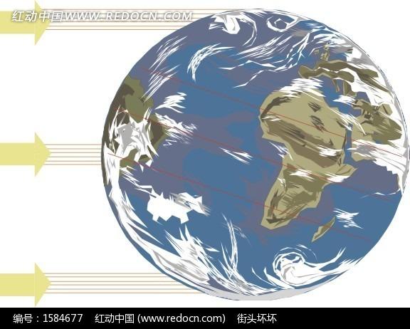 初一地理上册知识点讲解:地球的自转