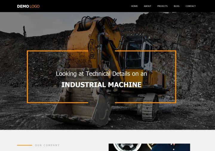 机械企业官网