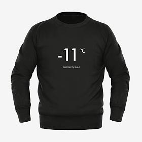 简·-11°脱离(黑色)